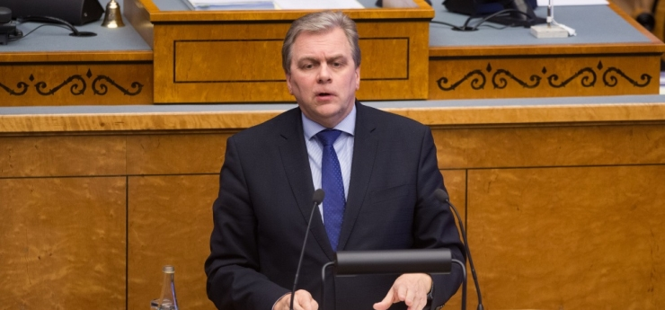 Vabaerakond soovib MKM-is topeltministrite kohtade kaotamist