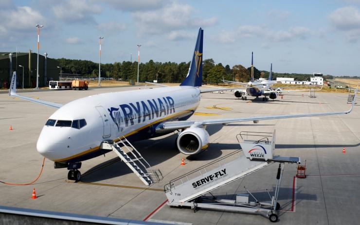 Ryanair tühistab streikide tõttu 400 lendu üle Euroopa