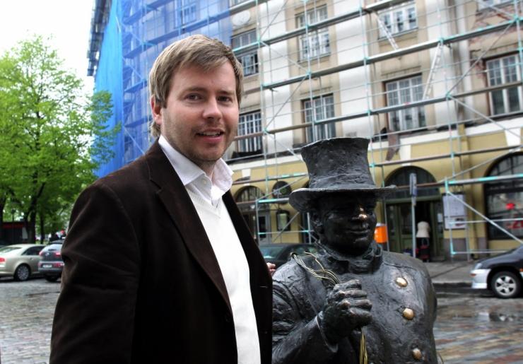 Ossinovski: erakonna juhatus oli Tammisti kandidatuuriga päri