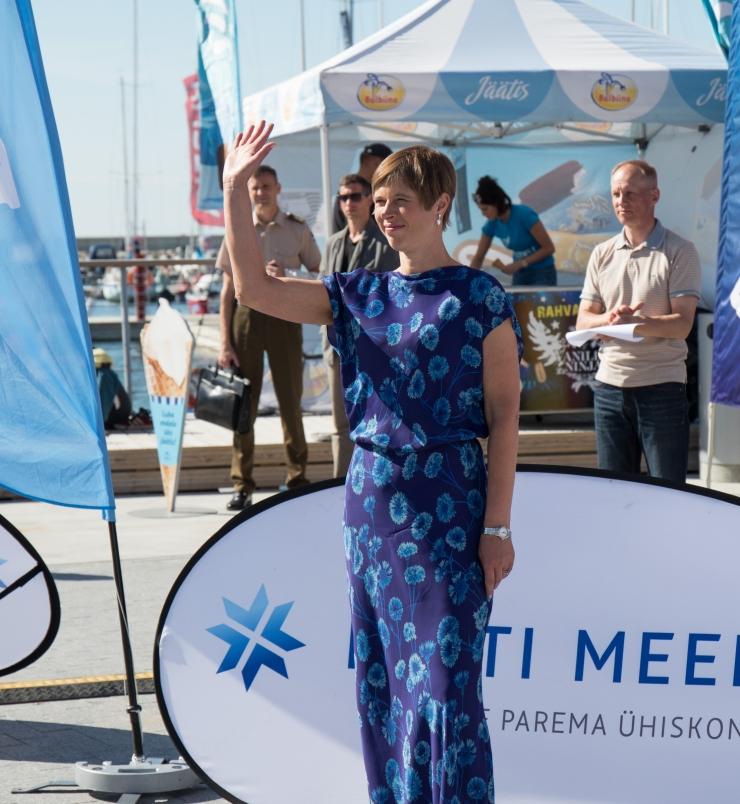 Kaljulaid: Eesti peab Julgeolekunõukokku viima küberjulgeoleku teemad