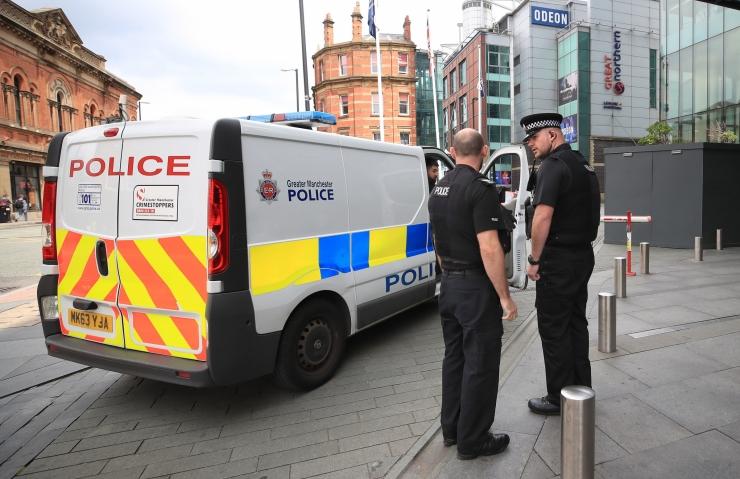 BBC: Manchesteris sai tulistamises haavata 10 inimest