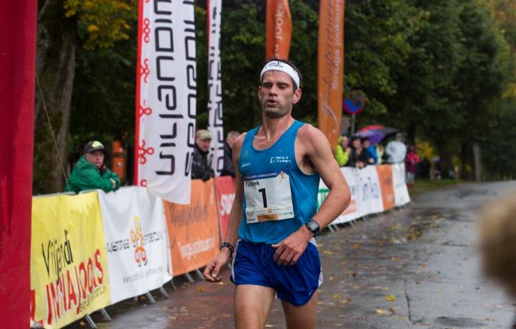Tiidrek Nurme lõpetas EM-i maratoni 9. kohal