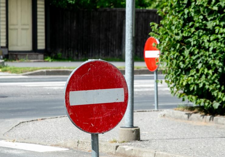 Tammsaare–Tondi–Rahumäe ristmiku liikluskorraldus muutub taas