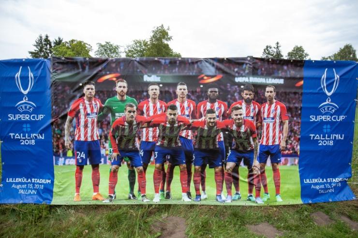 Vabaduse väljak muutub UEFA Superkarika fännialaks