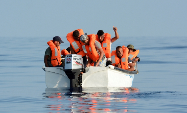 Itaalia nõuab Suurbritannialt päästetud migrantide vastuvõtmist