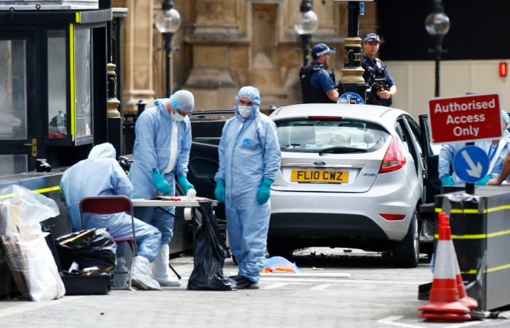 Meedia: Londoni rünnakus kahtlustatakse Sudaani päritolu britti