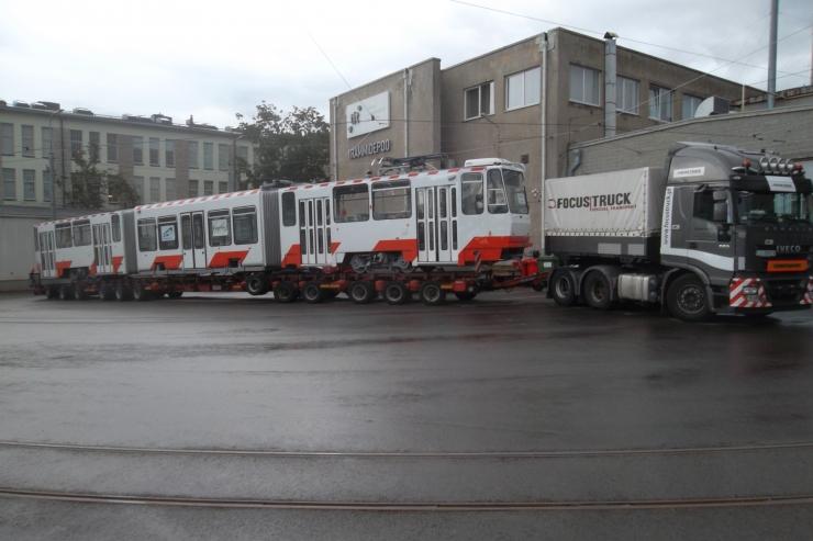 Lõppes KT-6 trammide kompleksne renoveerimisprogramm