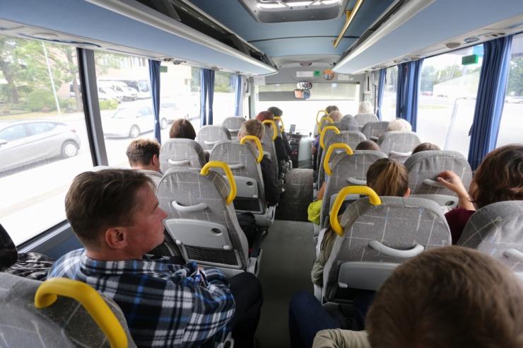 Tasuta bussisõit kasvatas Hiiumaal reisijate arvu 20 protsenti