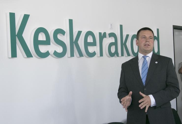 Läänemaa ja Võrumaa piirkonnad esitasid Keskerakonna juhi kandidaadi kongressiks