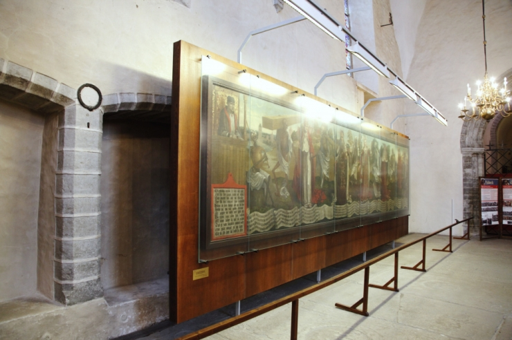 """Niguliste muuseumis avatakse """"Surmatantsu"""" uus ekspositsioon"""