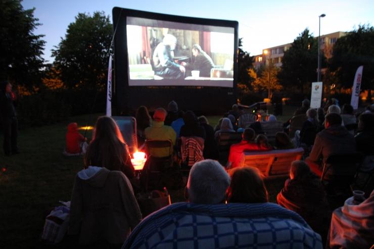 """Laagna linnaaias linastub täna LasnaKino raames saksamaine väärtfilm """"Western"""""""