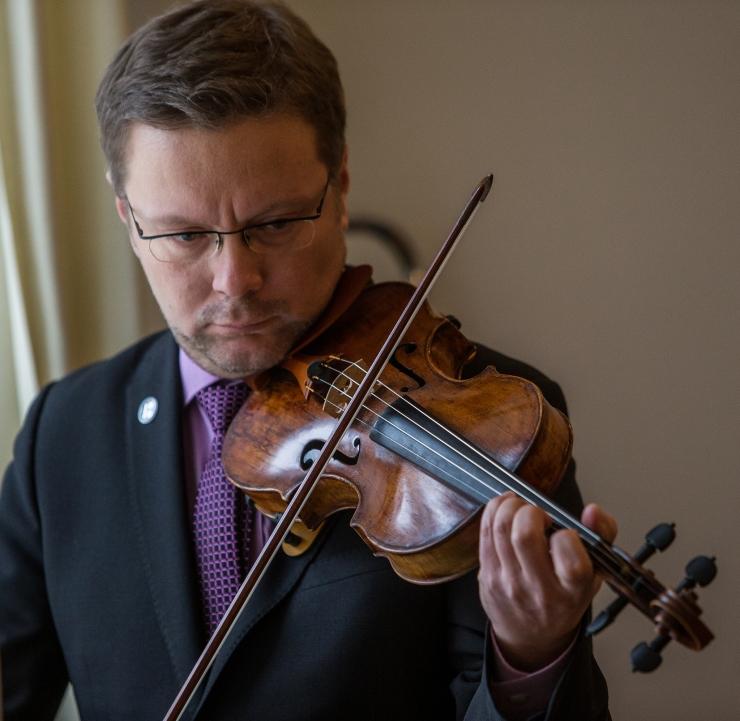 Tallinna Kammerorkester kutsub Kultuuriööl Vabaduse väljakule