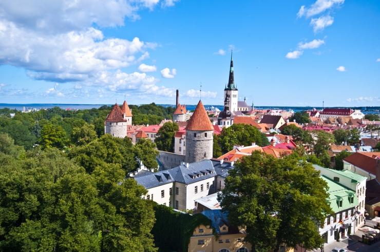Tallinnas on populaarseim Keskerakond