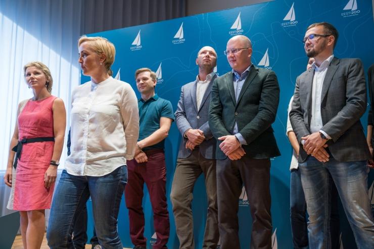 MTÜ Eesti 200 lubab avalikustada oma eelarve pärast erakonna loomist