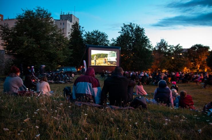 Hooaja viimane LasnaKino filmiõhtu toimub Pae pargis
