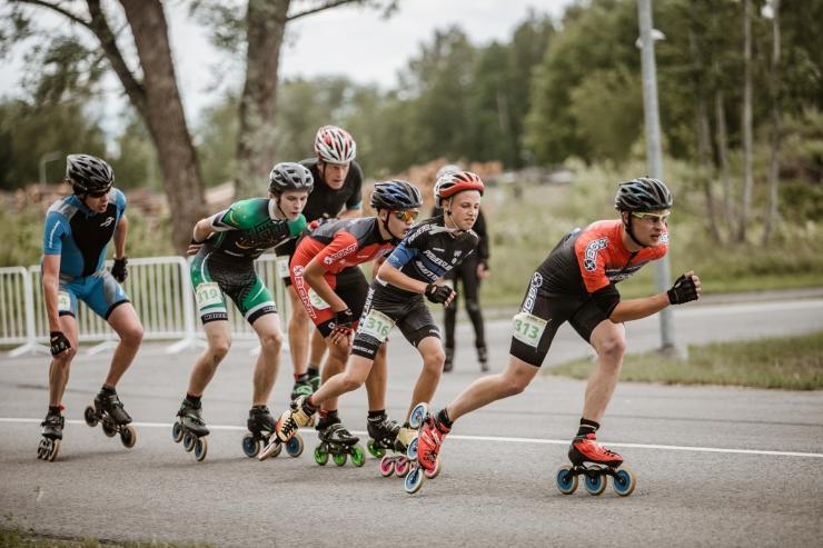 Rulluisumaraton muudab pühapäeval Tartu kandis liikluskorraldust
