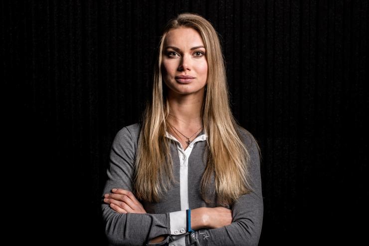 Saskia Alusalu võitis esimest korda Tartu rulluisumaratoni