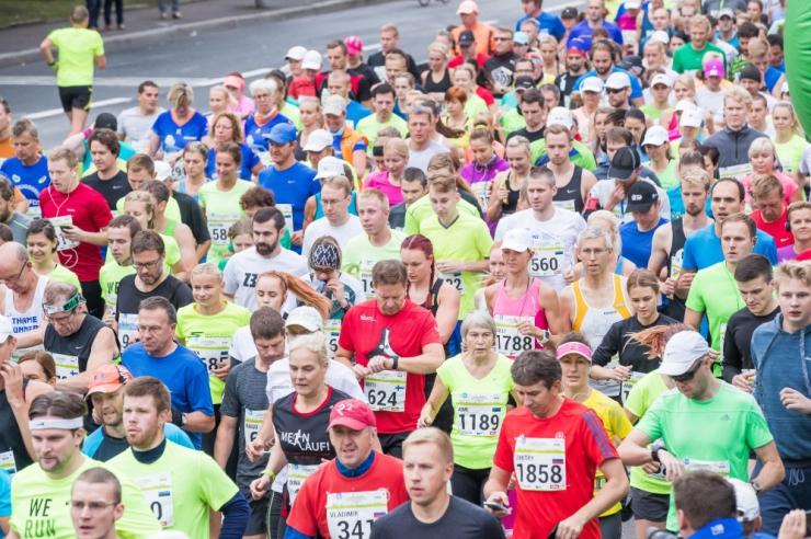 Tallinna Maraton ja Sügisjooks toovad kaasa ulatuslikud muudatused pealinna liikluses