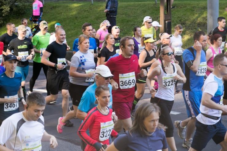 Tallinna maratoni eel saab soojaks joosta Kesklinna sügisjooksul Järve metsas