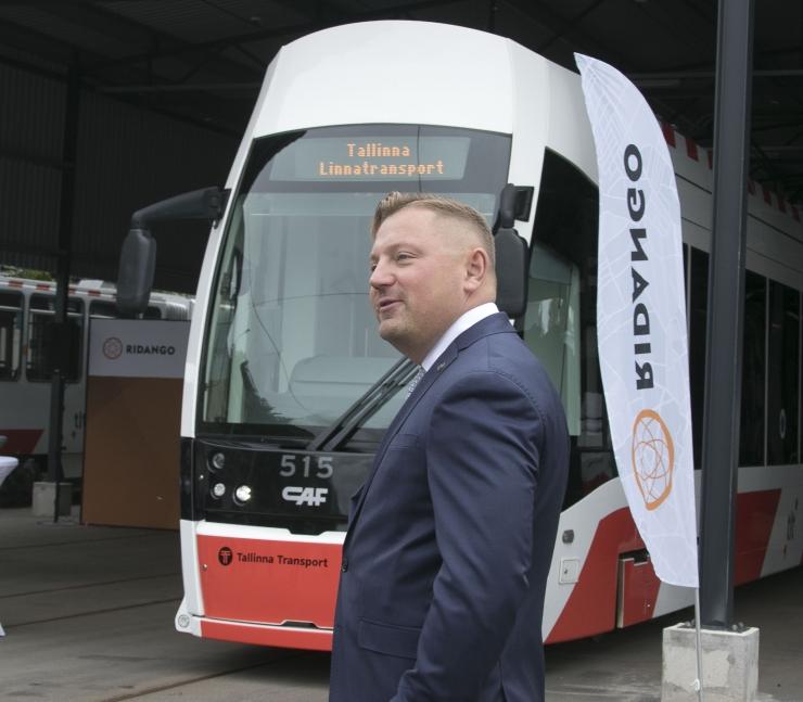 Riigimeeste retrotrammide kõrvale tulevad muusikainimeste nime kandvad trammid