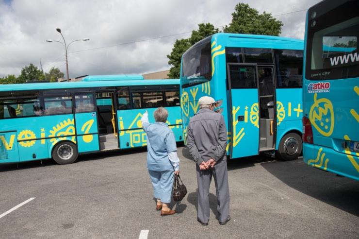 Ministeerium käivitas sotsiaaltranspordi pilootprojekti