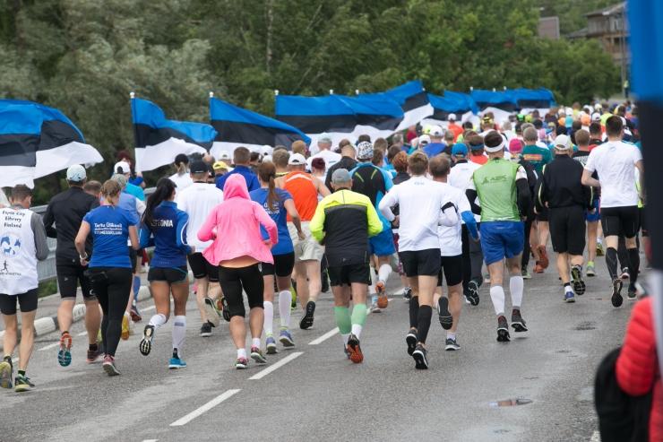 Tallinna Maraton ja Sügisjooks toovad pealinnas kaasa ulatuslikud liiklusmuudatused