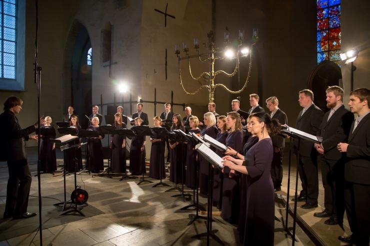 Eesti Filharmoonia Kammerkoori plaat võitis hinnatud Gramophone'i auhinna