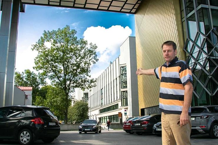UUENDUS: Rävala puiesteel võivad peagi sõita trammid