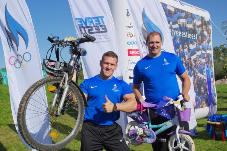 Spordinädalal 2018 on osalema oodata üle saja tuhande eestimaalase