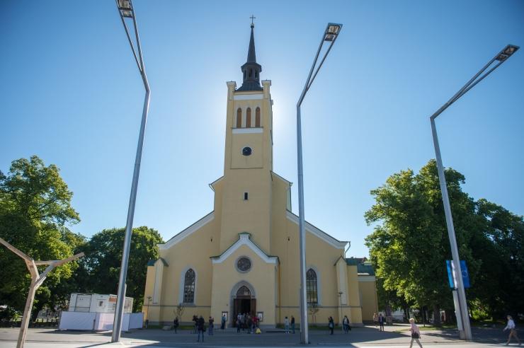 Tallina Jaani kirikus algavad Pärdi päevad ERSO kontserdiga