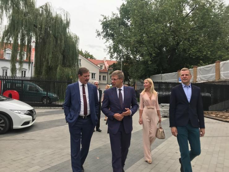 Tallinna, Vilniuse ja Riia linnapeade kohtumisel arutati ka turismimaksu teemat