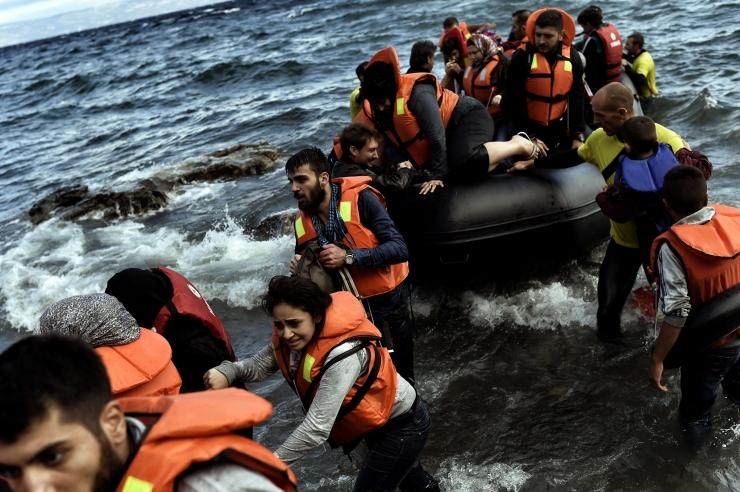 ÜRO: Vahemerel on tänavu hukkunud või kadunud üle 1600 inimese