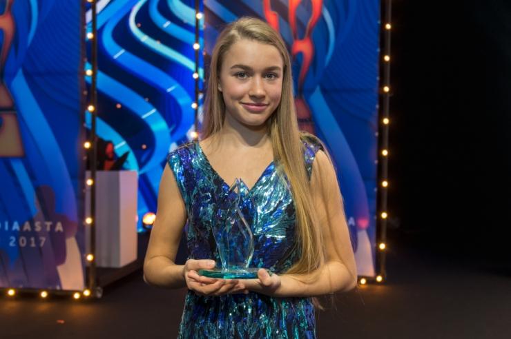 Kelly Sildaru on neljakordne juunioride maailmameister