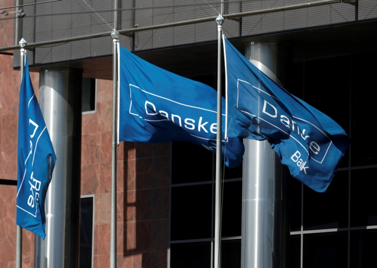 Danske aktsiad kukuvad seoses uudistega võimalikust rahapesust