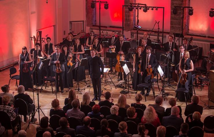 Tallinna Kammerorkestri 26. hooaeg algab Pika tänava pidustustega