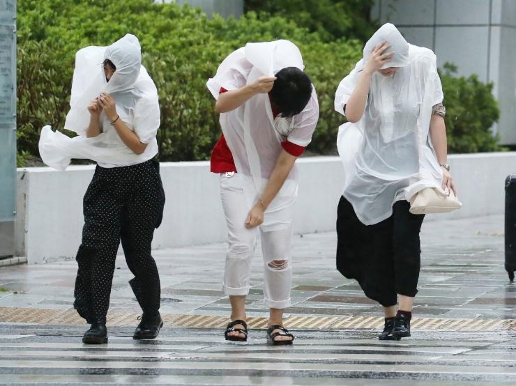 Jaapanis hukkus taifuun Jebi tagajärjel kuus inimest