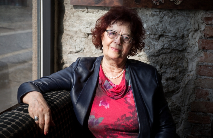 Kultuuriministeerium premeerib Anne Ermi
