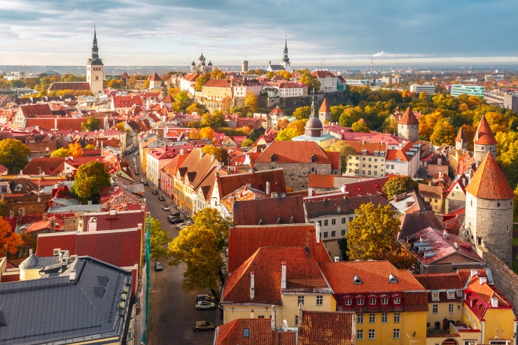 Tallinna linnaosad tähistavad 25. sünnipäeva