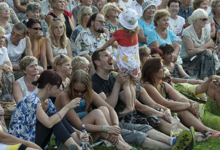 TASUTA! Kristiines toimub esimene rockfestival K_ROCK