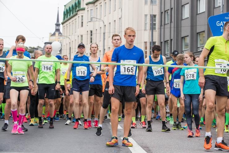 Tallinna Maraton koos sügisjooksuga pakub mitmekülgset programmi
