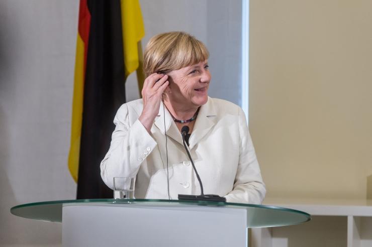 Ratas kohtub Vilniuses Merkeliga