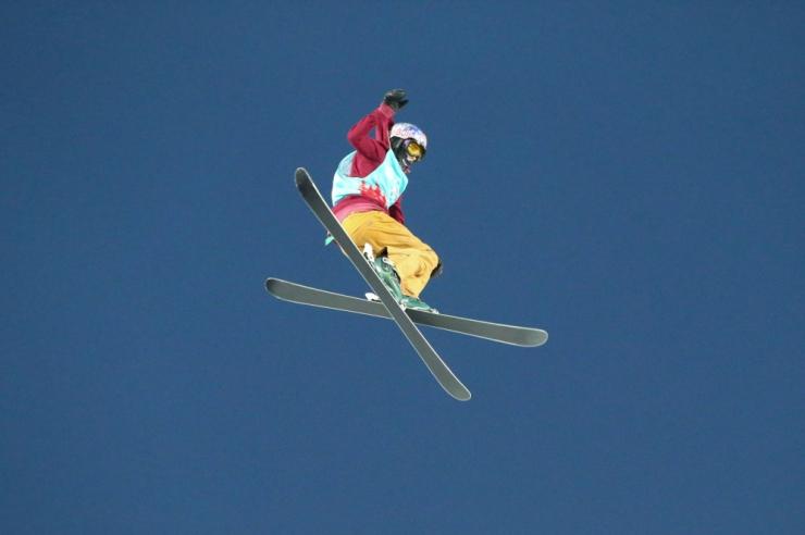 Eesti Olümpiakomitee esitas ettepaneku premeerida Kelly Sildaru