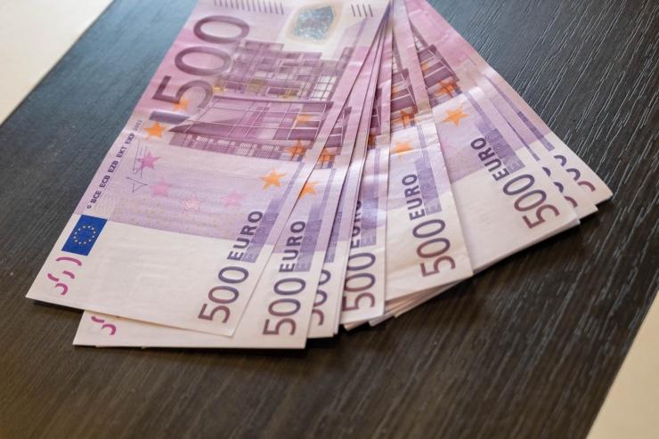 Juulis kasvasid riigi maksutulud 9,9 protsenti 648,5 miljoni euroni