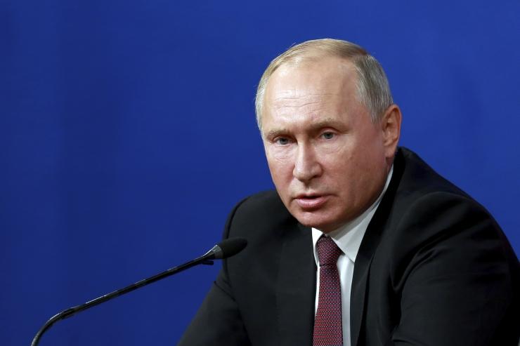 Putin: Venemaa, Türgi ja Iraan arutasid Idlibi stabiliseerimist