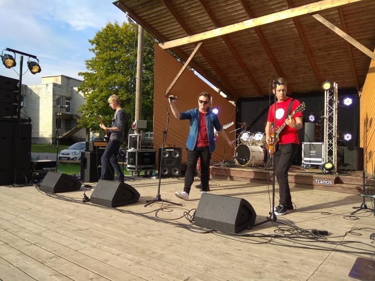 VIDEO JA FOTOD! Kristiine rockfestivalil K_ROCK sai noori andekaid muusikuid kuulata