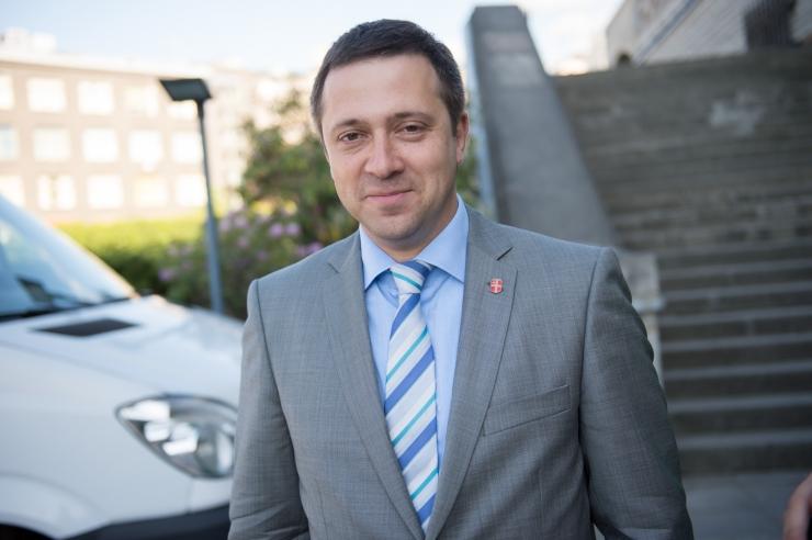 Tallinna abilinnapea palus pagulasabi summasid aktiivsemalt kulutada