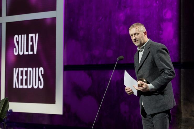 Sulev Keedus võitis Ungaris parima režissööri auhinna