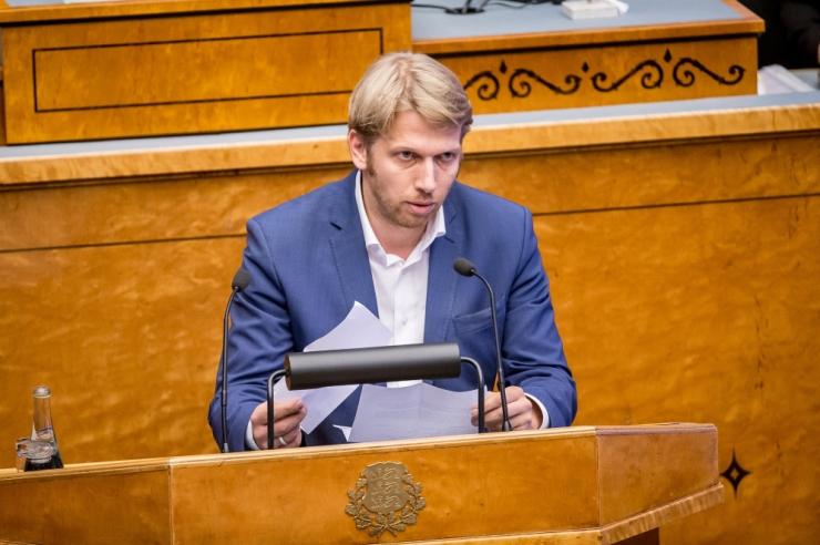 Jaanus Karilaid: VEB Fondi otsuseelnõu likvideerib aastatepikkuse ülekohtu