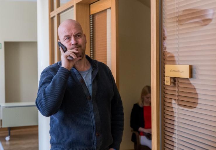 Artur Talvik: VEB Fondiga seotud riigivõimu käitumine rajas teed Danske panga afäärile