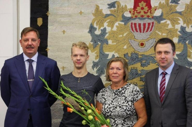 Tallinn premeerib edukalt võistelnud sportlast ja tema treenerit